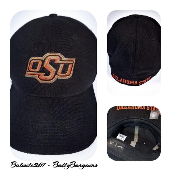 c68bbcc1 Nike Accessories | Drifit Lxl Osu Cowboys Embroidered Cap | Poshmark